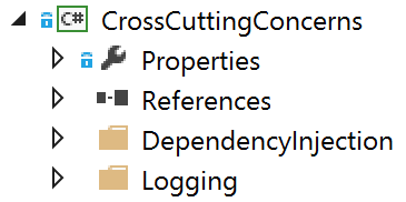 Cross-Cutting Concerns project